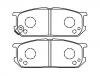 Brake Pad Set:AN-741WK