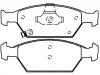 Brake Pad Set:45022-TJ0-M01